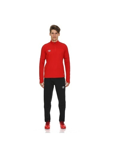 Umbro Drill Top Tc-0024 Saks Erkek Sweatshirt Kırmızı